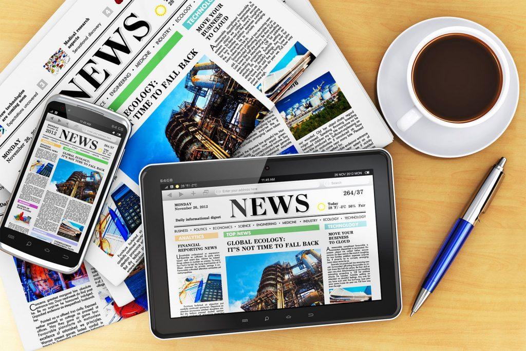 شرکت طراحی سایت خبرگزاری