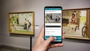 طراحی اپلیکیشن موزه